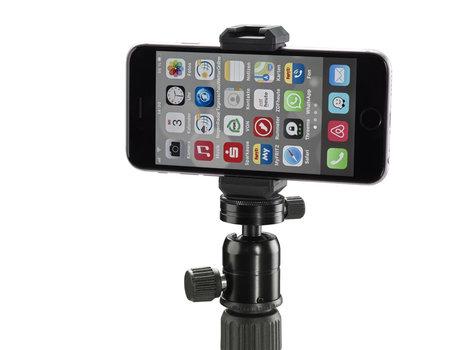 Smartphonehalterung für NEOMAX mobile Stativ von CULLMANN