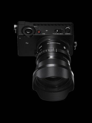Produktbild  SIGMA 24mm F2 DG DN C | Contemporary