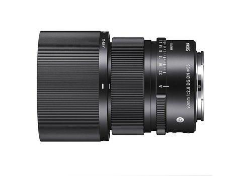 Produktbild 90mm F2.8 DG DN | Contemporary Premium-Objektiv