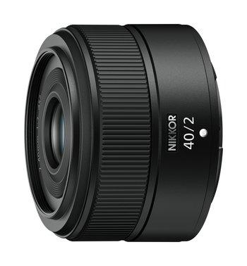Produktbild: NIKKOR Z 40 mm 1:2 von Nikon