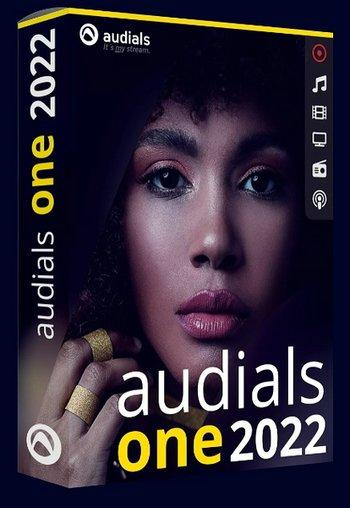 audials one 2022 box shot
