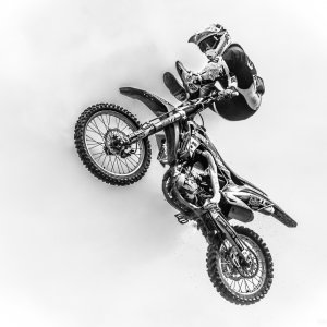 "Moto Cross ""Freestyle"""