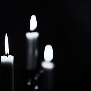 hope is like candles in the dark