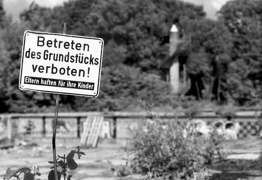 Auf Spurensuche im Tambourbad Offenbach